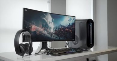"""New Alienware 27"""" Gaming Monitor & 34"""" Curved Gaming Monitor"""