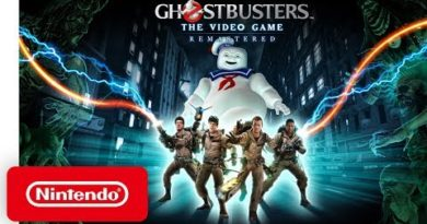 Ghostbusters: The Video Game Remastered - Pre-Order Trailer - Nintendo Switch