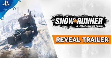SnowRunner - Gamescom 2019 Reveal Trailer | PS4