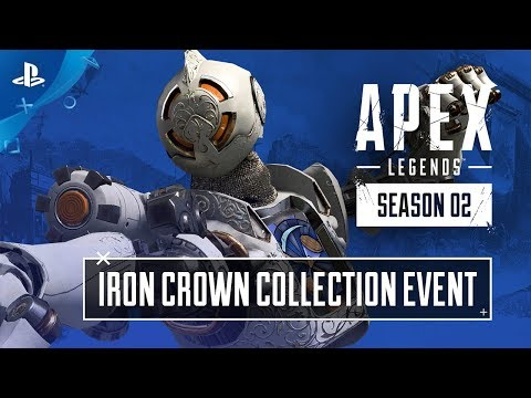Apex Legends – Gamescom 2019 Iron Crown Collection Event Trailer | PS4