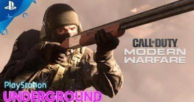 Call of Duty: Modern Warfare - 2v2 PS4 Gameplay - PlayStation Underground