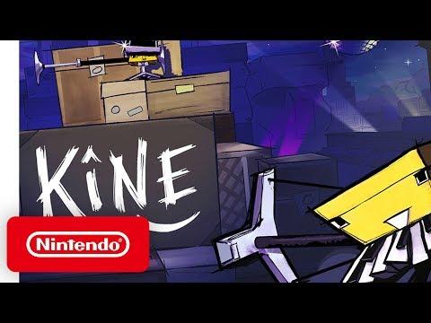KINE - Announcement Trailer - Nintendo Switch