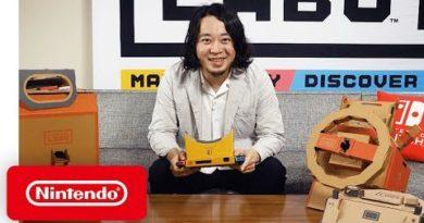 Nintendo Labo - Director Insights, Part 2