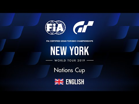 [English] World Tour 2019 - New York | Nations Cup