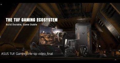 Introducing ASUS TUF Gaming Series  | ASUS