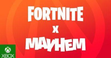 Fortnite - Fortnite x Mayhem