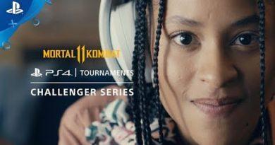 Mortal Kombat 11 - Introducing PS4 Tournaments: Challenger Series