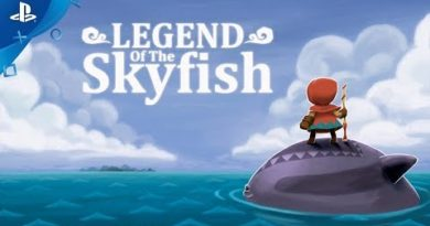 Legend Of The Skyfish - Launch Trailer | PS4, PS Vita