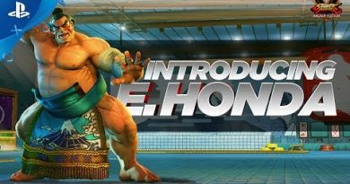 Street Fighter V: Arcade Edition – E. Honda Introduction Video | PS4