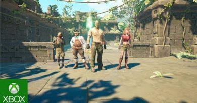 JUMANJI The Video Game - Gameplay Trailer | Xbox