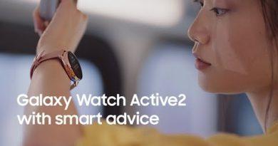 Galaxy Watch Active2: Notification