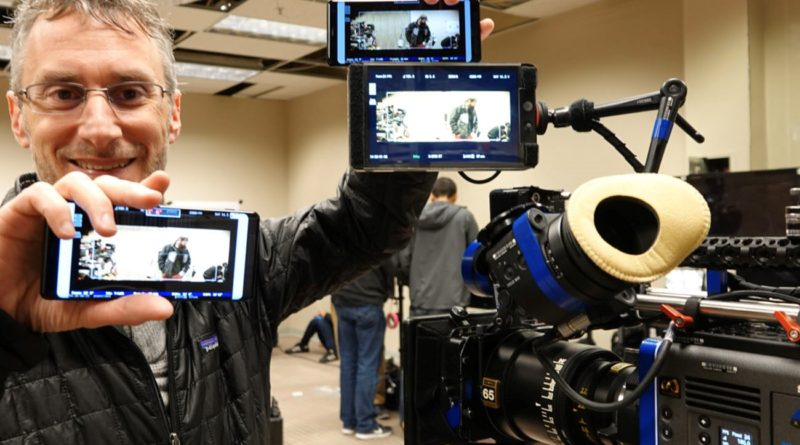 A taste of Hollywood: A short film shot on Xperia 1 premieres at CinefestOZ