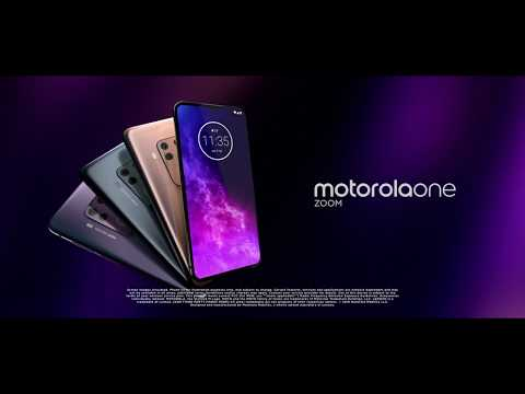 say hello to the new motorolaone zoom - perfect from every perspective!!