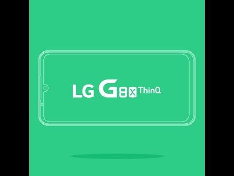 Meet new LG G8X ThinQ at IFA 2019