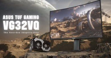 TUF Gaming VG32VQ– NEXT−GEN ADAPTIVE−SYNC | ASUS
