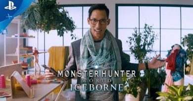 Monster Hunter World: Iceborne - Why Do You Hunt? | PS4