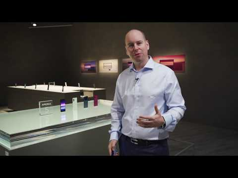 Explore the Xperia booth at IFA 2019