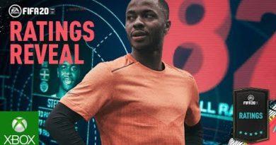 FIFA 20 Player Ratings   The Bunker ft. Sterling, Kaká, João Félix