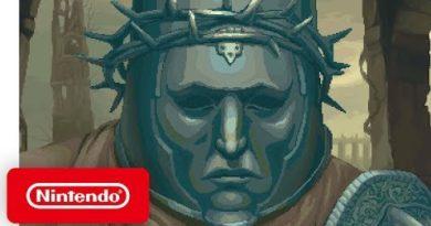 Blasphemous - Launch Trailer - Nintendo Switch