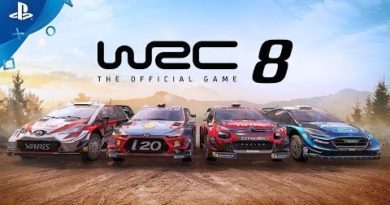 WRC 8 - Launch Trailer | PS4