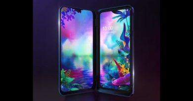 LG G8X ThinQ & LG Dual Screen: Detachability
