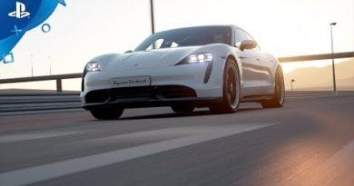 Gran Turismo Sport - Porsche Taycan Turbo S Teaser Trailer | PS4