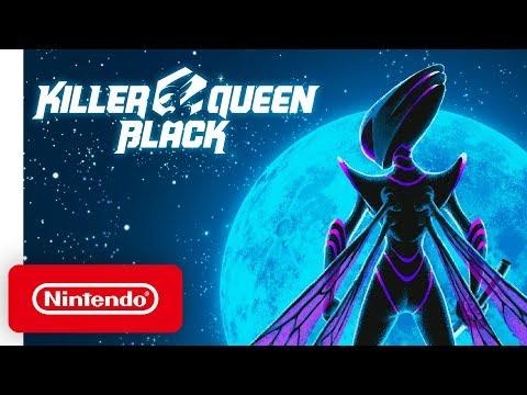 Killer Queen Black - Release Date Trailer - Nintendo Switch