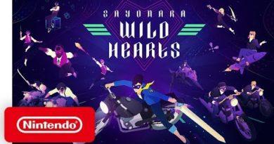 Sayonara Wild Hearts - Launch Trailer - Nintendo Switch