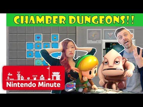 The Legend of Zelda: Link's Awakening Secrets of the Heart-Shaped Chamber Dungeon