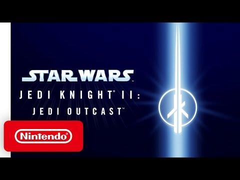 Star Wars: Jedi Knight II: Jedi Outcast - Announcement Trailer - Nintendo Switch
