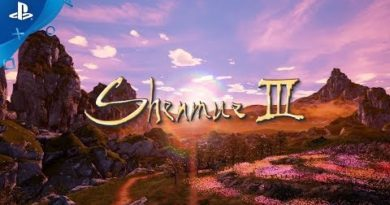 Shenmue III - Spirit Of The Land TGS 2019 | PS4