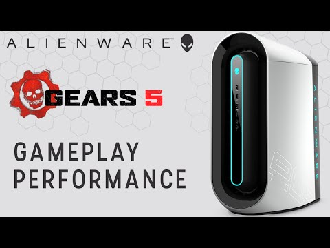 Aurora R9 - Gears 5 Gameplay Performance