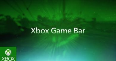 Xbox Game Bar Overview