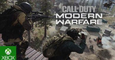 Call of Duty®: Modern Warfare® — Multiplayer Beta Trailer