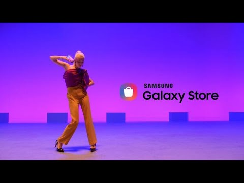 Galaxy Store: Style up Your Galaxy Life