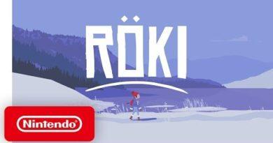 Röki - Lullaby Teaser Trailer - Nintendo Switch