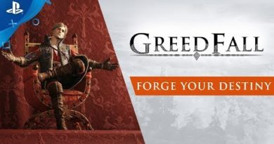 GreedFall - Forge Your Destiny September 10 | PS4