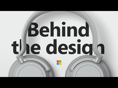 Microsoft Surface Headphones | Behind the Design: Surface Headphones