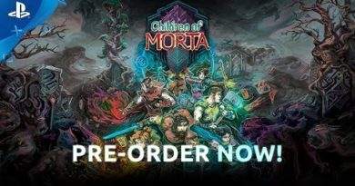 Children of Morta - Official Pre-order Trailer | PS4