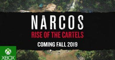 Narcos: Rise of the Cartels - DEA - Announcement Trailer