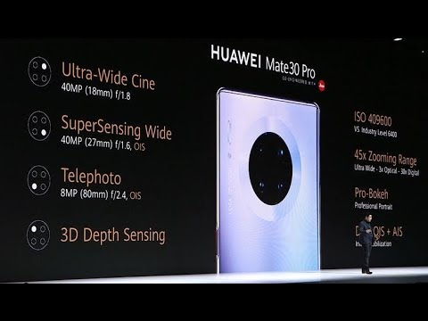 #HuaweiMate30 Series Global Launch Highlight
