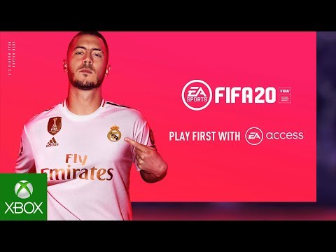 FIFA 20 | Play First With EA Access