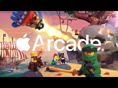 LEGO Brawls Trailer — Apple Arcade