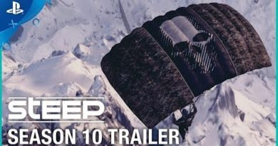 Steep - Season 10 Trailer: Breakpoint | PS4