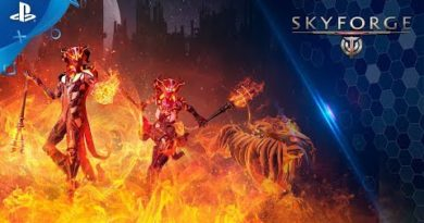 Skyforge - Ignition Release Trailer   PS4