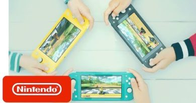 Nintendo Switch Lite - Available Now