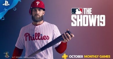 MLB The Show 19 – Free for PS+ in October | PS4