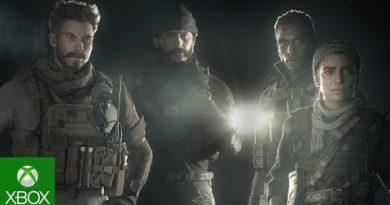 Official Call of Duty®: Modern Warfare – Story Trailer