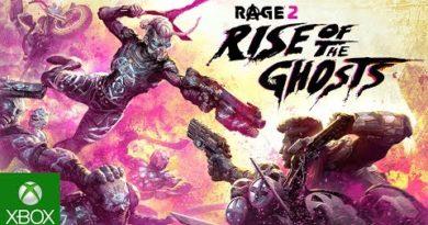 RAGE 2 -Rise of the Ghosts Launch Trailer