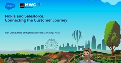 Nokia and Salesforce: Connecting the Customer Journey